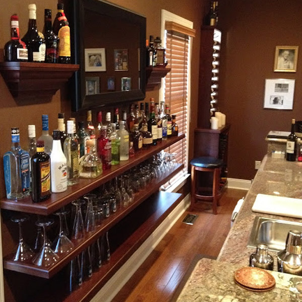 Custom Bars For Homes: Custom Home Bars Hawthorne, NJ
