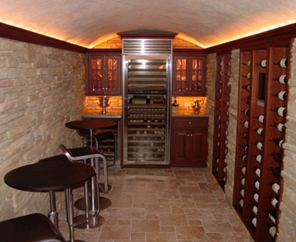 Wine Cellar NJ | TRADE MARK DESIGN & BUILD