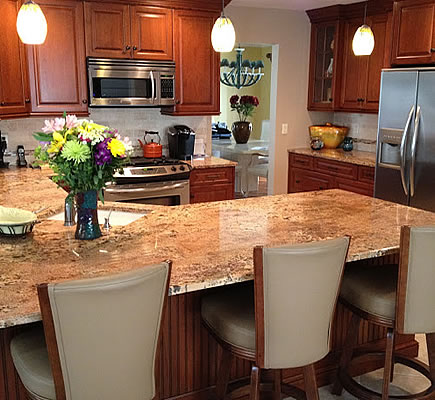 Ridgewood, New Jersey Kitchen Remodeling