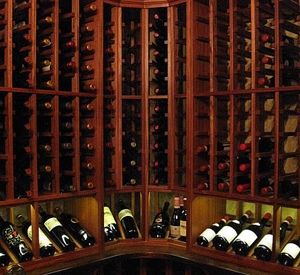 NJ Wine Room | Wine Room & Cellar Designs | New Jersey Wine Cellars