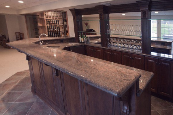 Charmant Custom Home Bars