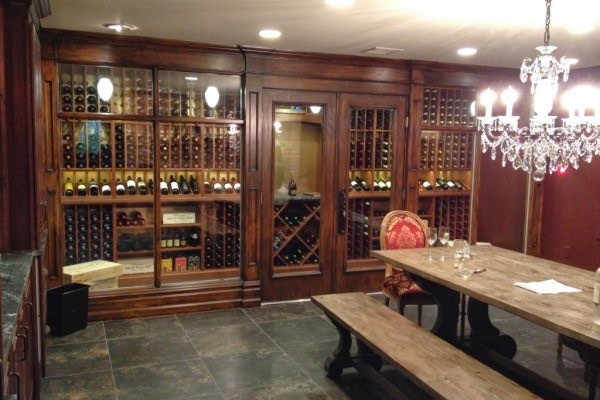 Wine Rooms & Cellars