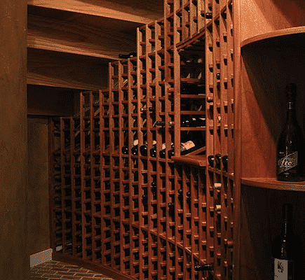 Wine Cellar Construction in Saddle River, New Jersey