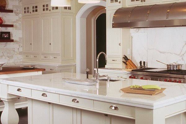 Elegant NJ Kitchen
