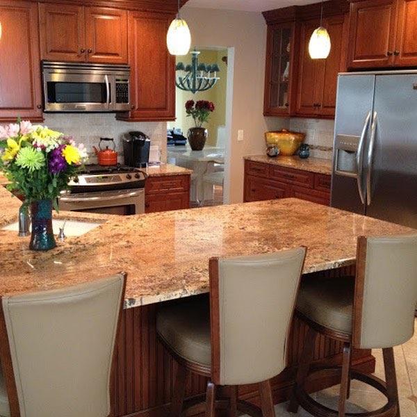 Kitchen remodel in Wayne JN