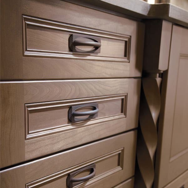 Custom Kitchen Cabinets Nj: Trade Mark Design & Build