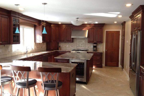 NJ Kitchen Remodel in Glen Rock