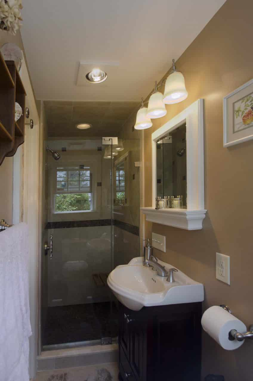 Nj home remodeling with big style for small spaces trade for Bathroom remodel nj