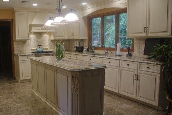 NJ Kitchen Remodel in Franklin Lakes