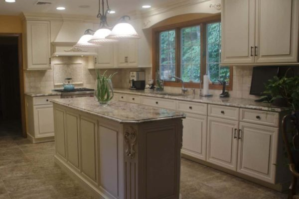 NJ Kitchen Remodel in Franklin Lakes