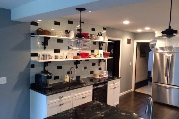 Unique NJ Kitchen