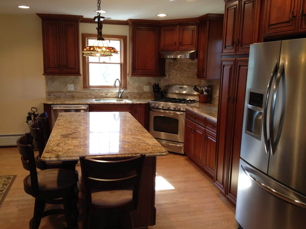 NJ Kitchen Remodel Midland Park