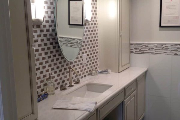 Custom Bathroom Remodel Mahwah NJ