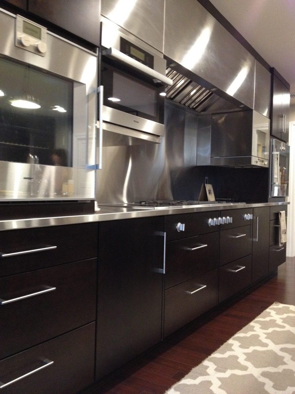 Designing A Modern Chic Kitchen In New Jersey Nj Kitchen