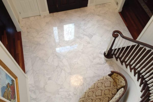 Marble Foyer Kinnelon NJ