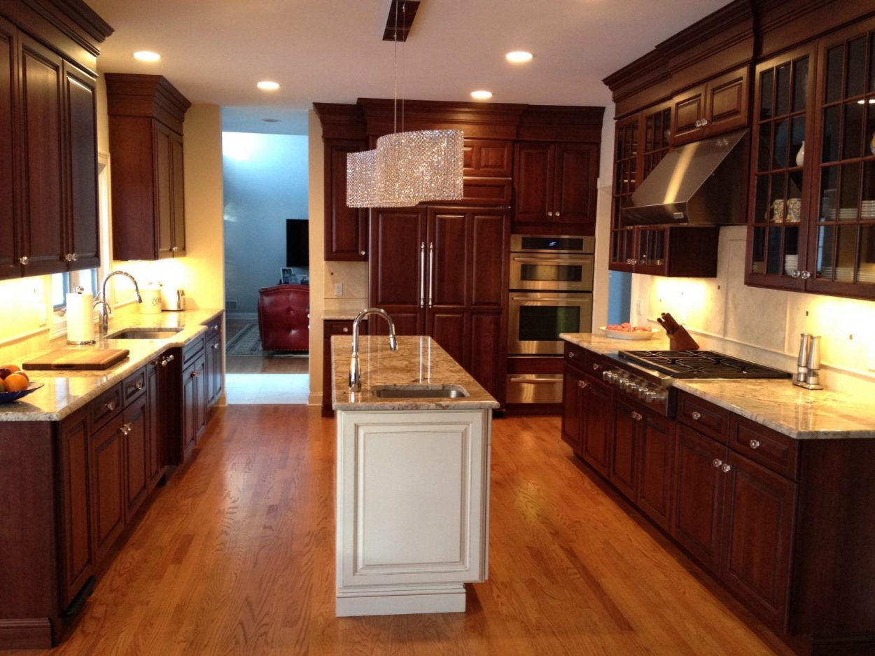 Custom Kitchen Cabinets | Wayne NJ | Trade Mark Design