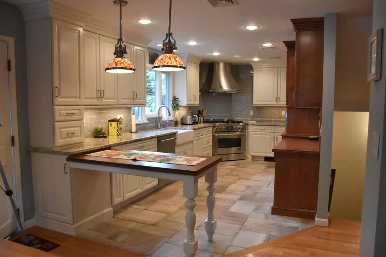 Kitchen Remodel in Hillsdale, NJ