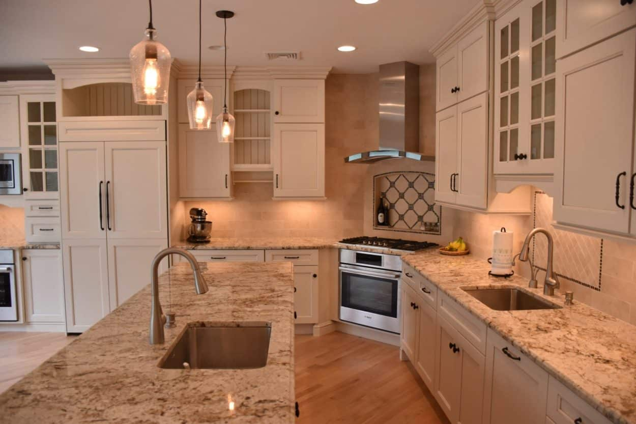 Franklin Lakes NJ Kitchen Cabinets & Design