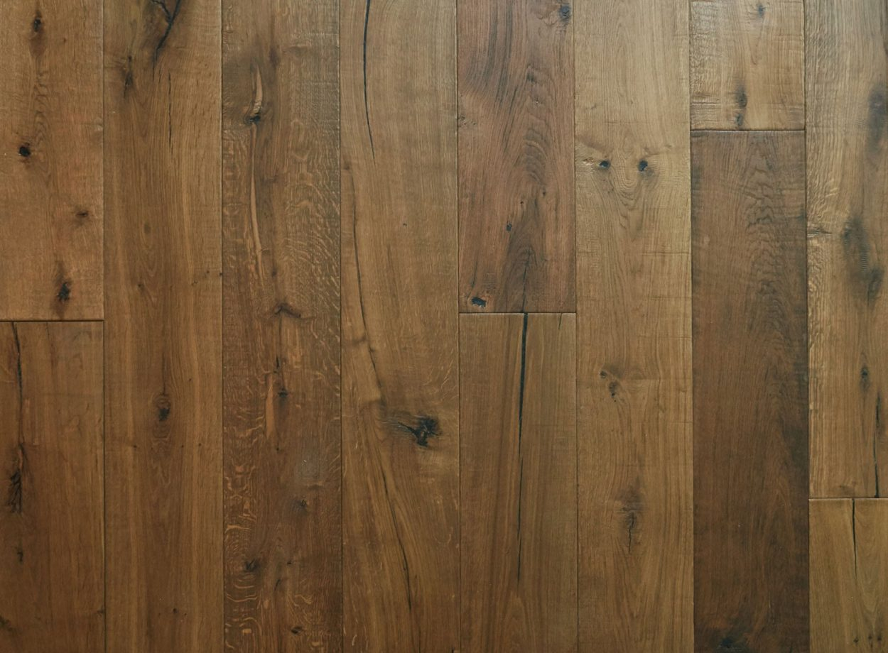 cerused oak flooring