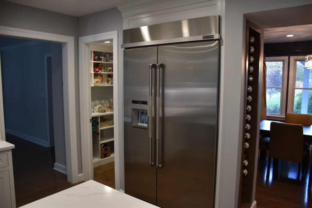jenn air built in refrigerator