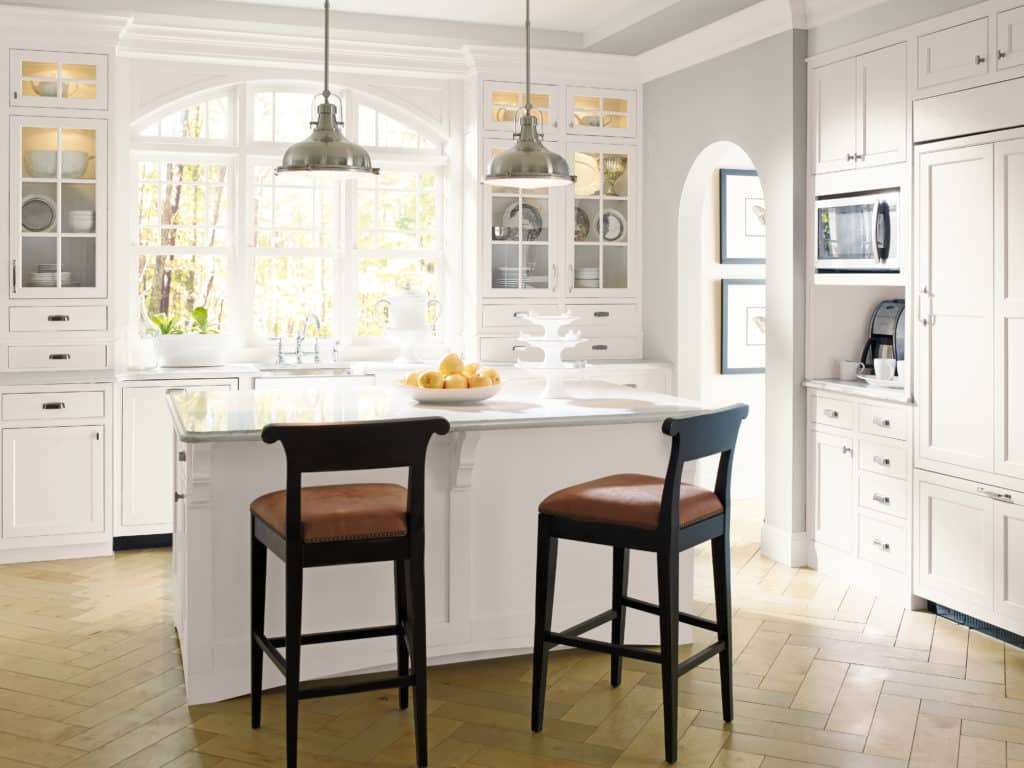 White Kitchen Cabinets NJ