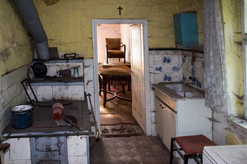 before nj kitchen remodel