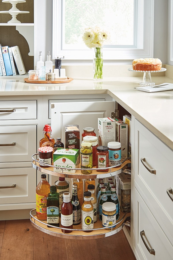 Corner Cabinet Options - NJ Kitchen Remodeling Contractor ...