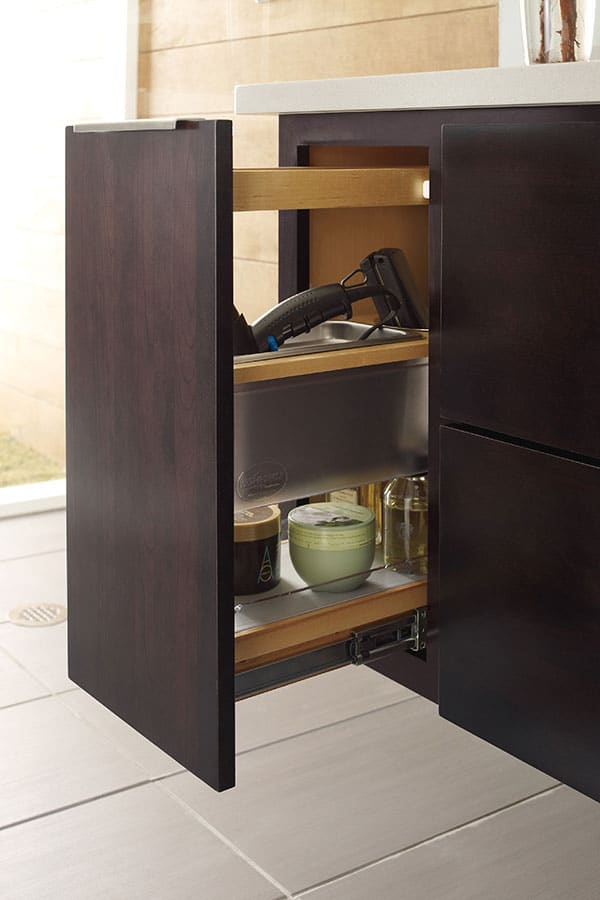 vanity base pullout corner cabinets