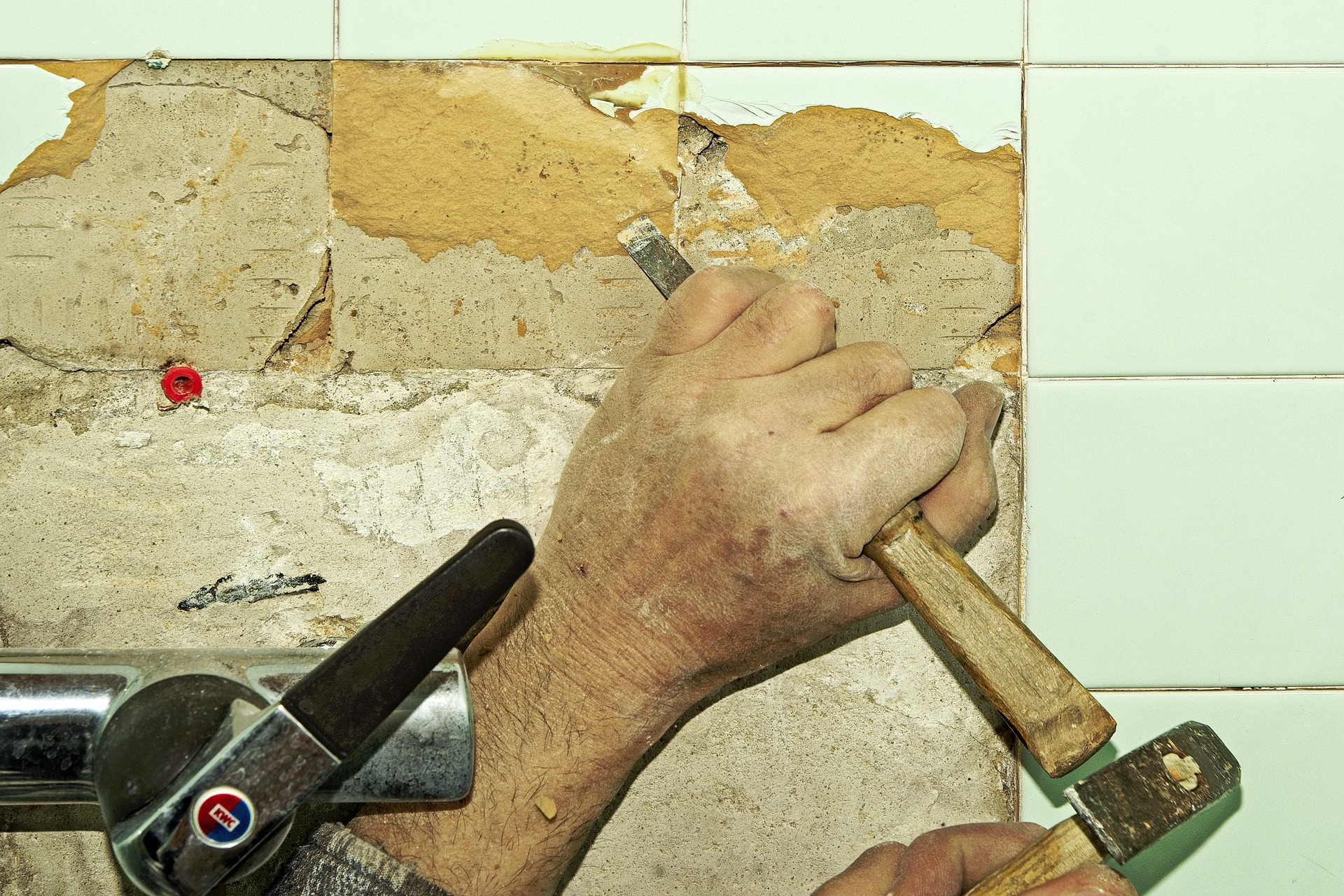 tile removal